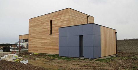 Isolation Par Lu0027extérieur De Votre Maison Avec Les Matériaux Adéquats à  Deauville